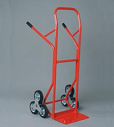 Schodištový vozík, rudl